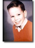 Childhood picture of Dr. Richard Grossman, Acupuncturist.